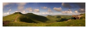 Pen y Fan, Corn Ddu, Cribyn, Brecon Beacons,