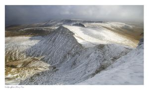 Pen y Fan, Corn Ddu, Cribyn, Brecon Beacons images