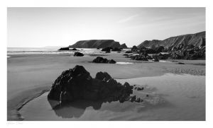 Pembrokeshire, Marloes Sands,Stackpole Head