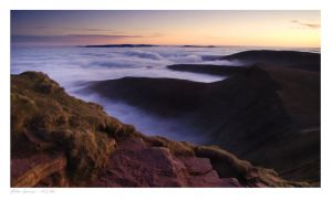 Brecon Beacons, Pen y Fan, Cribyn, Images from Ian Nicholson