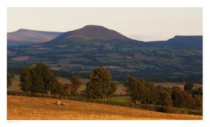 Mynydd Treod, Brecon Beacons images