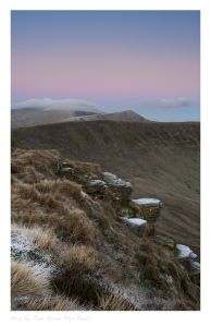 Pen y Fan, Corn Ddu, Cribyn, Brecon Beacons images by Ian Nicholson