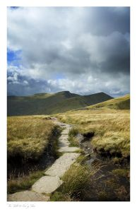 Brecon Beacons, Pen y Fan, Cribyn, Images