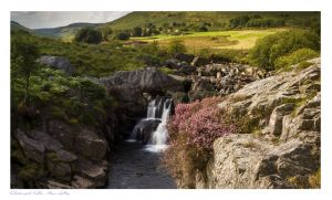 Elan Valley, Ciloerwynt Waterfalls - Elan Valley