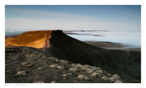 Brecon Beacons, Pen y Fan, Cribyn, Corn Du Images