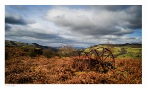 Aberedw Rocks, Builth Wells Landscape Photography